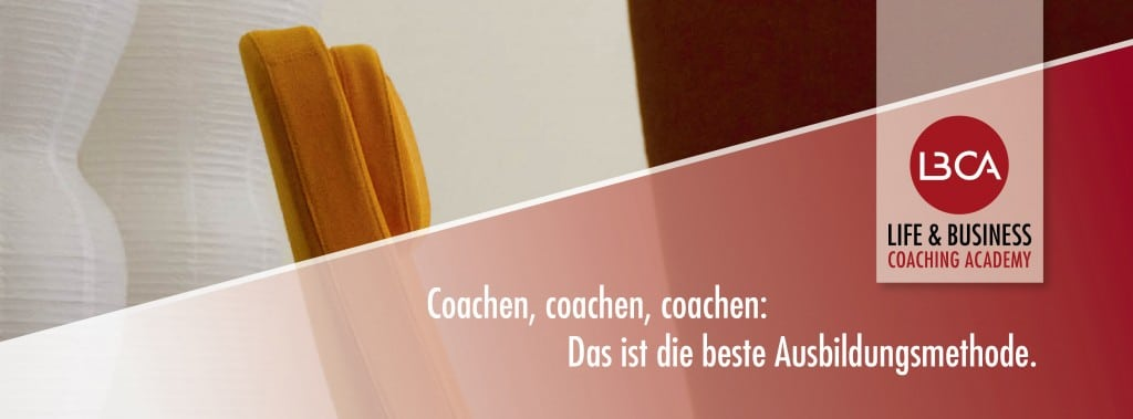 Life & Business Coach Ausbildungsinhalte Business Coaching Frankfurt und Coachingausbildung - Ausbildungsmethode